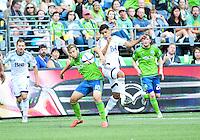 Seattle Sounders FC vs Vancouver Whitecaps, August 1, 2015