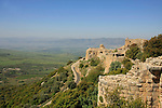 Nimrod Fortress in the Golan Heights