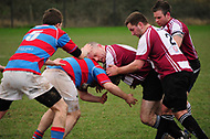 Taunton RFC 3rds v Cheddar
