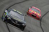 2017 Monster Energy NASCAR Cup Series - Fold of Honor QuikTrip 500<br /> Atlanta Motor Speedway, Hampton, GA USA<br /> Sunday 5 March 2017<br /> Erik Jones, SiriusXM Toyota Camry<br /> World Copyright: Matthew T. Thacker/LAT Images<br /> ref: Digital Image 17ATL1mt1687