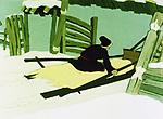 "Filmstill ""V nekotorom tsarstve…"" (1957) USSR; Director: Ivan Ivanov-Vano, Mikhail Botov. / Кадр из фильма ""В некотором царстве…""  (1957) СССР; Режиссер: Иван Иванов-Вано, Михаил Ботов."