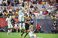 Glendale, AZ - Saturday June 25, 2016: Cristian Zapata during a Copa America Centenario third place match match between United States (USA) and Colombia (COL) at University of Phoenix Stadium.