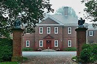 Mansion, Mt. Cuba Center , Greenvile, Delaware, USA