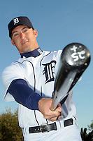 Feb 21, 2009; Lakeland, FL, USA; The Detroit Tigers outfielder Ryan Raburn (25) during photoday at Tigertown. Mandatory Credit: Tomasso De Rosa/ Four Seam Images