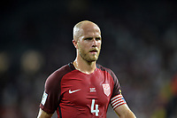 Orlando, FL - Friday Oct. 06, 2017: Michael Bradley during a 2018 FIFA World Cup Qualifier between the men's national teams of the United States (USA) and Panama (PAN) at Orlando City Stadium.