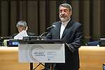 General Assembly Seventy-first session High-level plenary meeting on addressing large movements of refugees and migrants.<br /> <br /> <br /> Iran