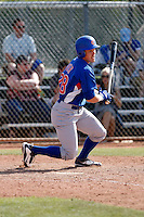 Brandon Guyer - Chicago Cubs - 2009 spring training.Photo by:  Bill Mitchell/Four Seam Images