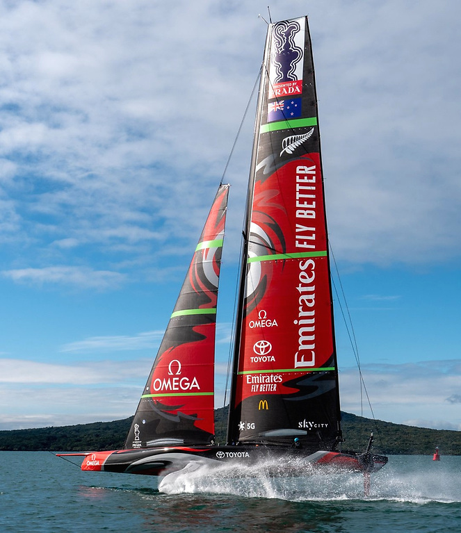 Team New Zealand is the holder of the America's Cup