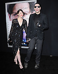 "Lindsay Usich, Marilyn Manson attends The L.A. Premiere of Alcon Entertainment's ""TRANSCENDENCE"" held at The Regency Village Theater in Westwood, California on April 10,2014                                                                               © 2014Hollywood Press Agency"