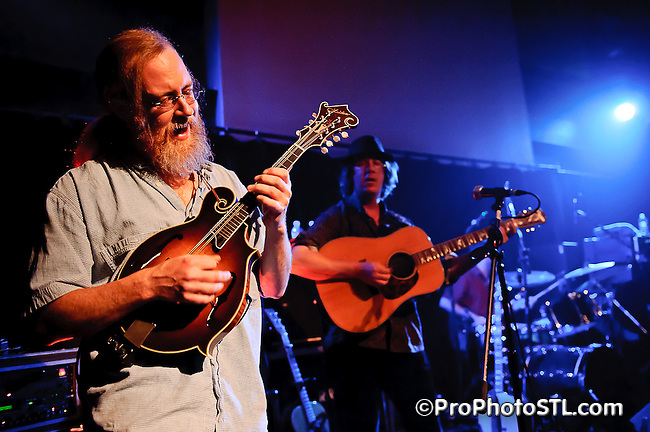 Railroad Earth in concert at Old Rock House in St. Louis, MO on June 1, 2010.