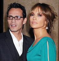 Marc Anthony, Jennifer Lopez<br /> 2009<br /> Photo By Russell Einhorn/PHOTOlink.net