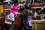 MAY 15, 2021:  Concert Tour with Mike Smith before the Preakness Stakes at Pimlico Racecourse in Baltimore, Maryland on May 15, 2021. EversEclipse Sportswire/CSM