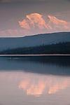 Denali and Wonder Lake, Denali National Park, Alaska, USA