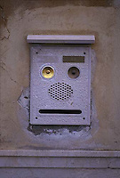 Mail box face<br />