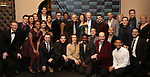 Donna Murphy with the cast and creative team attend the Abingdon Theatre Company Gala honoring Donna Murphy on October 22, 2018 at the Edison Ballroom in New York City.