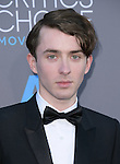 Matthew Beard<br />  attends The 20th ANNUAL CRITICS' CHOICE AWARDS held at The Hollywood Palladium Theater  in Hollywood, California on January 15,2015                                                                               © 2015 Hollywood Press Agency