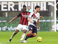 Milano 07-02-2021<br /> Stadio Giuseppe Meazza<br /> Serie A  Tim 2020/21<br /> Milan - Crotone nella foto:   Soualiho Meite                                                       <br /> Antonio Saia Kines Milano