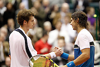 15-2-09,Rotterdam,ABNAMROWTT, Andy Murray & Rafael Nadal