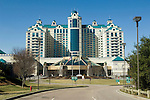 Exterior of Grand Pequot Tower at Foxwoods Resort & Casino