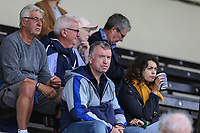 General view of spectators during the Greene King IPA Championship match between London Scottish Football Club and Ealing Trailfinders at Richmond Athletic Ground, Richmond, United Kingdom on 8 September 2018. Photo by David Horn.