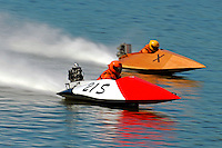 21-S and X   (Outboard Runabout)