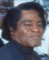 James Brown 1995<br /> Photo By John Barrett/PHOTOlink.net