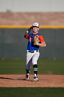 Alex Thurston during the Under Armour All-America Tournament powered by Baseball Factory on January 18, 2020 at Sloan Park in Mesa, Arizona.  (Mike Janes/Four Seam Images)