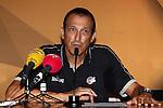 Regal XXXIV Lliga Nacional Catalana ACB.<br /> FC Barcelona vs FIATC Joventut: 85-73.<br /> Salva Maldonado.