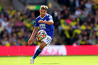 28th August 2021; Carrow Road, Norwich, Norfolk, England; Premier League football, Norwich versus Leicester; Marc Albrighton of Leicester City