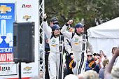 IMSA WeatherTech SportsCar Championship<br /> Chevrolet Sports Car Classic<br /> Detroit Belle Isle Grand Prix, Detroit, MI USA<br /> Saturday 3 June 2017<br /> 93, Acura, Acura NSX, GTD, Andy Lally, Katherine Legge<br /> World Copyright: Richard Dole<br /> LAT Images<br /> ref: Digital Image RD_DTW_17_0390