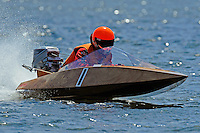 """""""1"""" (runabout)....Stock  Outboard Winter Nationals, Ocoee, Florida, USA.13/14 March, 2010 © F.Peirce Williams 2010"""