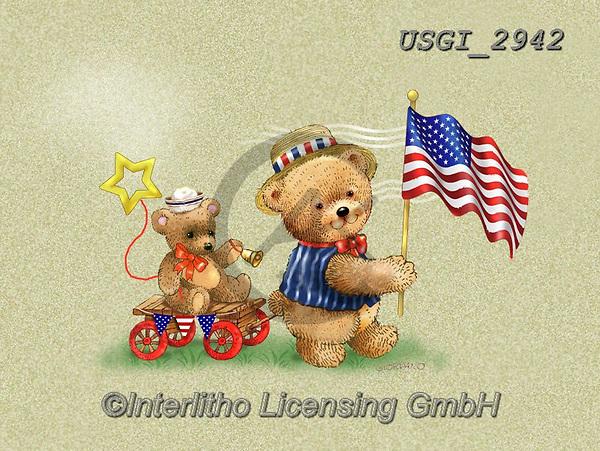 GIORDANO, CUTE ANIMALS, LUSTIGE TIERE, ANIMALITOS DIVERTIDOS, teddy, paintings+++++,USGI2942,#ac#, EVERYDAY