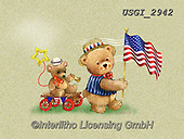 GIORDANO, CUTE ANIMALS, LUSTIGE TIERE, ANIMALITOS DIVERTIDOS, teddy, paintings+++++,USGI2942,#ac#, EVERYDAY