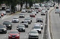 15.06.2020 - Coronavírus trânsito em São Paulo