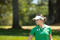 STANFORD, CA - APRIL 23: Briana Chacon at Stanford Golf Course on April 23, 2021 in Stanford, California.