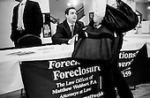 St. Petersburg, Florida<br /> November 13, 2010<br /> <br /> At the Residential Mortgage Foreclosure Forum sponsored by the St. Petersburg Bar Association, homeowners in trouble can get counseling on how to deal with their mortgage problems. Forums like this are becoming increasingly popular as distressed homeowners find themselves unable to navigate the seas of paperwork associated with a default or foreclosure.