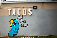 Austin Public Street Art & Urban Graffiti Spray Art - Stock Photo Image Gallery