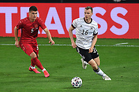 2nd June 2021, Tivoli Stadion, Innsbruck, Austria; International football friendly, Germany versus Denmark;  Lukas Klostermann Germany, right