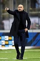 Luciano Spalletti<br /> Milano 17-2-2019 Stadio Giuseppe Meazza in San Siro Football Serie A 2018/2019 FC Internazionale  - UC Sampdoria Foto Image Sport / Insidefoto