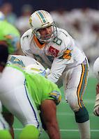 David Archer Sacramento Surge World Bowl 1992. Photo F. Scott Grant