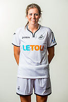 Wedensday 26 July 2017<br /> Pictured: Katy Hosford<br /> Re: Swansea City Ladies Squad 2017- 2018 at the Liberty Stadium, Wales, UK