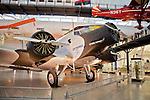 Lufthansa 1930's Plane, Air & Space Museum - Steven F. Udvar-Hazy Center