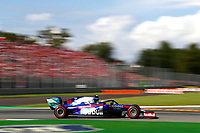#10 Pierre Gasly, Toro Rosso, Honda. Italian GP, Monza 5-8 September 2019<br /> Monza 07/09/2019 GP Italia <br /> Formula 1 Championship 2019 <br /> Photo Federico Basile / Insidefoto