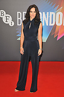 """Amy Manson at the 65th BFI London Film Festival """"Spencer"""" Headline gala, Royal Festival Hall, Belvedere Road, on Thursday 07th October 2021, in London, England, UK. <br /> CAP/CAN<br /> ©CAN/Capital Pictures"""