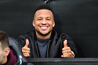 Martin Olsson of Swansea City during the Sky Bet Championship match between Swansea City and Bolton Wanderers at the Liberty Stadium in Swansea, Wales, UK.  Saturday 02 March, 2019