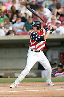 July 3, 2007: Sean Doolittle of the Kane County Cougars at Elfstrom Stadium in Geneva, IL  Photo by:  Chris Proctor/Four Seam Images