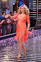"""Susannah Constantine<br /> at the launch of """"Strictly Come Dancing"""" 2018, BBC Broadcasting House, London<br /> <br /> ©Ash Knotek  D3426  27/08/2018"""