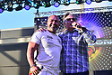 MIRAMAR, FLORIDA - MAY 22: Nelson Rego and Charlie Rodriguez perform live on stage during the 80 Reunion Freestyle Concert at The Miramar Amphitheater at Regional Park on May 22, 2021 in Miramar, Florida. ( Photo by Johnny Louis / jlnphotography.com )