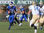 during the NIAA D-1 North title game at Bishop Manogue High School in Reno, Nev., on Saturday, Nov. 29, 2014.<br /> Photo by Cathleen Allison