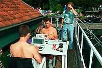 1990, Hilversum, Dutch Open, Melkhuisje, wat heet